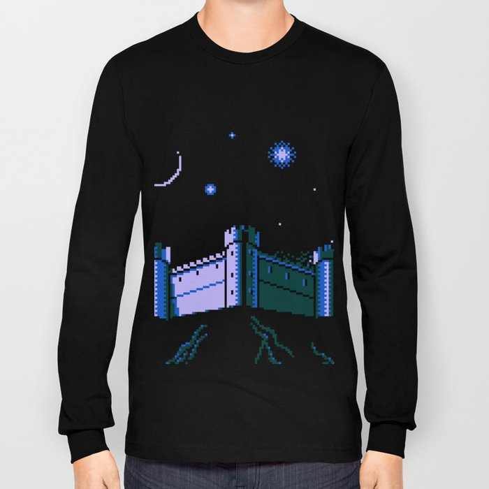 The Castle of Chimeras Long Sleeve T-shirt
