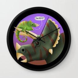 Daddy? Wall Clock