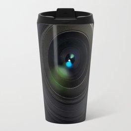 Lens Camera Digital Travel Mug