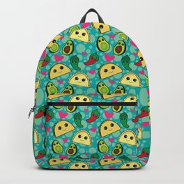 Taco Party Backpack