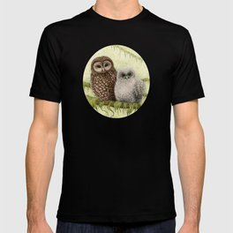 Northern Spotted Owls T-shirt