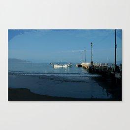 Puerto Vallarta 2 Canvas Print