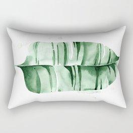 Banana Leaf no.7 Rectangular Pillow