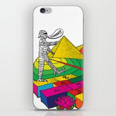 The mummy returns!  iPhone & iPod Skin