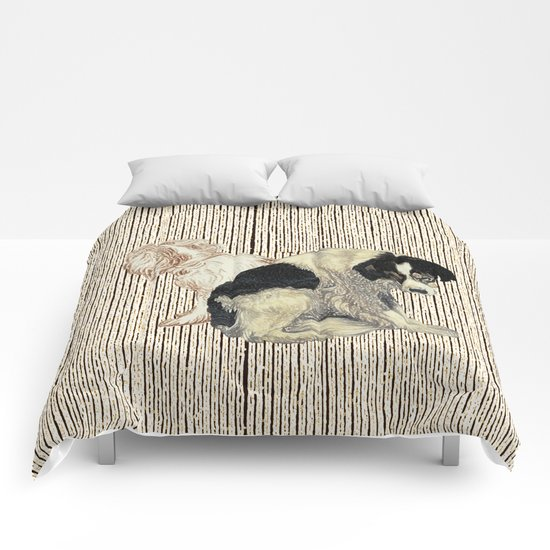 Friends Forever Comforters