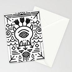 Monster Killer Cult Stationery Cards
