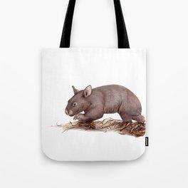 Wombat Walk Tote Bag
