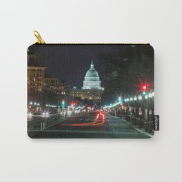 DC At Night Carry-All Pouch