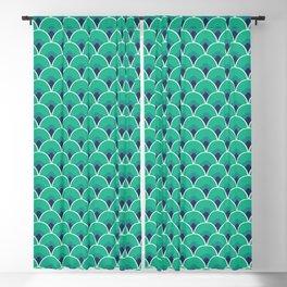 Nouveau Coquille Blackout Curtain