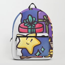 Epiphany East Christmas gift Backpack