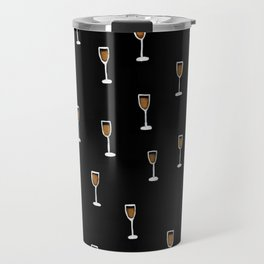 More Champagne Please Travel Mug