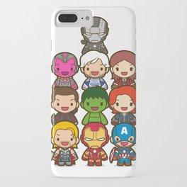 Assemble! iPhone Case