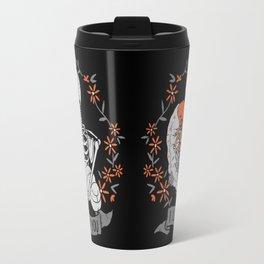 I Larva You Travel Mug
