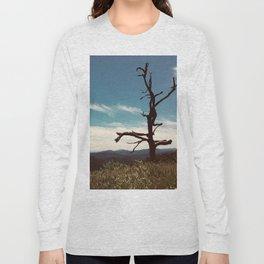 The Cool Dancer Tree Long Sleeve T-shirt