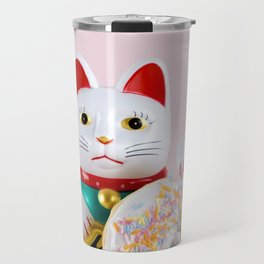 Maneki Donut Travel Mug