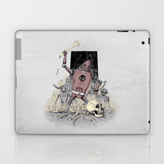 The Dusk of Man Laptop & iPad Skin
