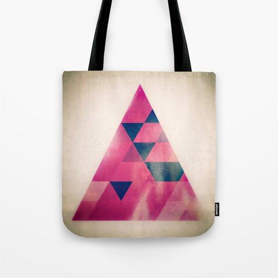 TRYYNGL LYT Tote Bag