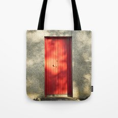 Door to The Highlands Tote Bag