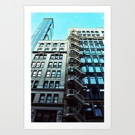 Manhattan // NYC Art Print