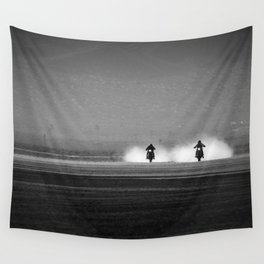 DUST STORM Wall Tapestry