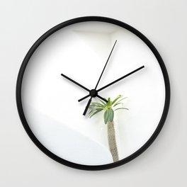 Minimal Nature Wall Clock