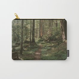 Wonderland Forest Trail Carry-All Pouch