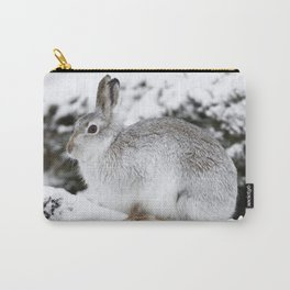The white beast Carry-All Pouch