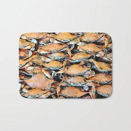 Crab Stack Bath Mat