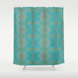 Sentient Haze Shower Curtain