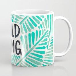 Wild Thing – Mint Palette Coffee Mug