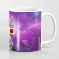neil gaiman Mugs featuring neil catrick harris by tbdaniel15