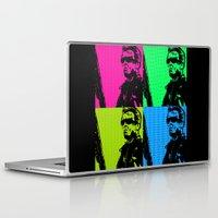 terminator Laptop & iPad Skins featuring Terminator by Bolin Cradley Art