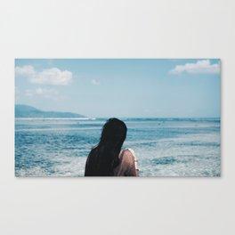 [VEW] The Woman II Canvas Print