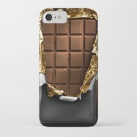 chocolate iPhone & iPod Cases featuring chocolate by bbay