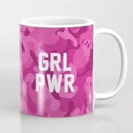 GRL PWR Coffee Mug