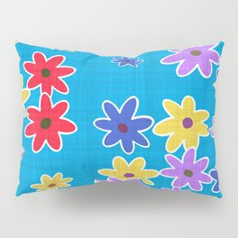 Floral Pattern New Pillow Sham