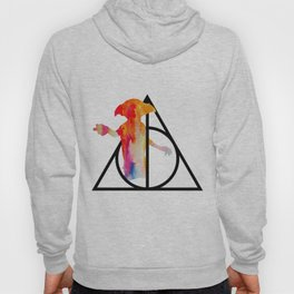 Dobby and the Deathly Hallows Hoody