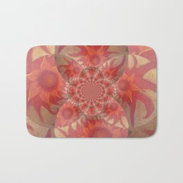 Radiantly Red- Revamped Bath Mat