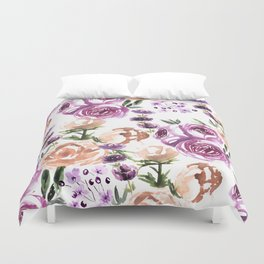 Flourish in Autumn Duvet Cover