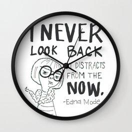 Edna Mode Wall Clock