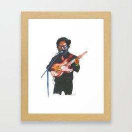 All is Love Framed Art Print