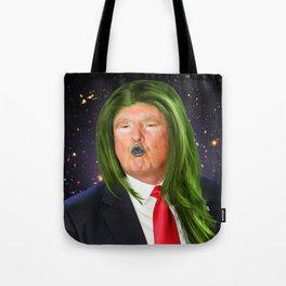Donald Trump lbgt, trans, gay Tote Bag