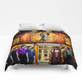 West Side Story Comforters