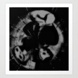 StrangeDaysRComing Art Print