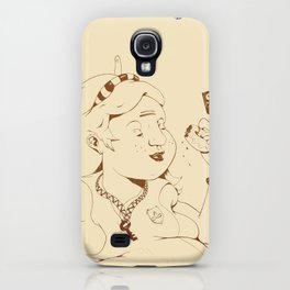 Alice stuck in the wonderland ! iPhone Case