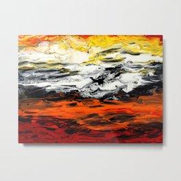 Abstract 17 Metal Print