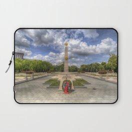 Russian War Memorial Budapest Laptop Sleeve