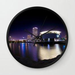 Discovery World Milwaukee Wall Clock