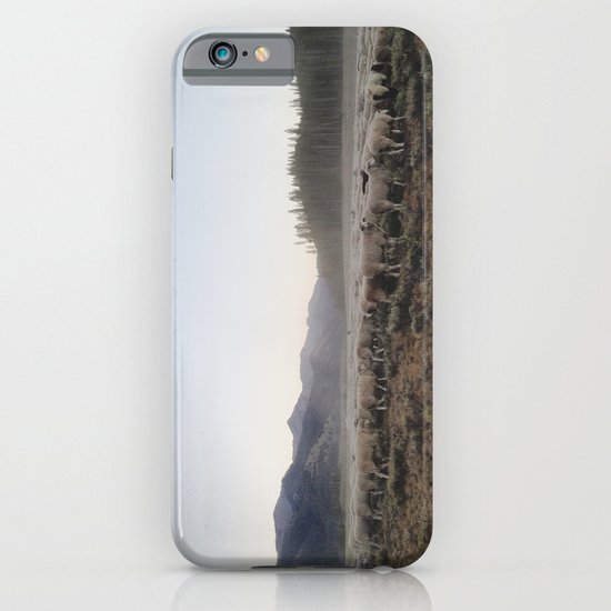 Sheep Dust iPhone & iPod Case