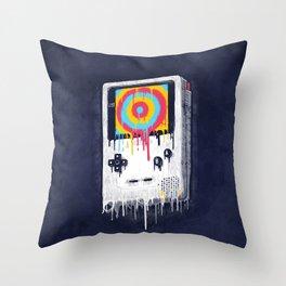 Gaming Throw Pillow